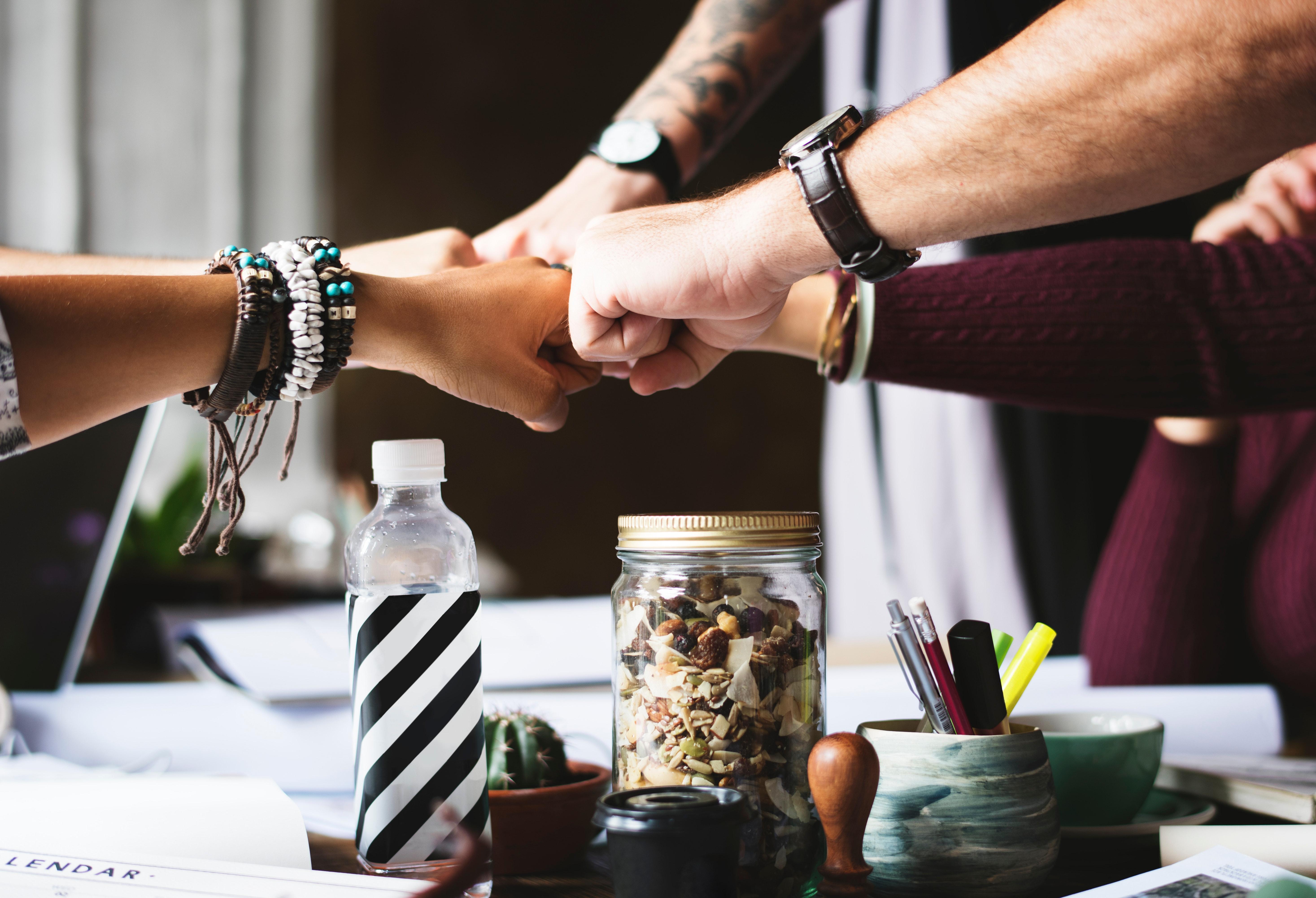 Build a customer community